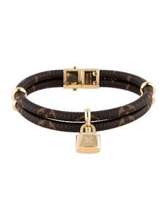 Louis Vuitton Keep It Twice Bracelet