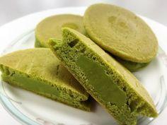 ニチレイ和のパンケーキ(抹茶クリーム)8個入  しっとりとした生地の中に、北海道産生クリームと京都宇治抹茶を使用した抹茶クリームが挟んであります。 ふっくらやわらかな食感の和風パンケーキです。    お問い合わせお待ちしております。  ユニバーサルデザインフード 区分2歯ぐきでつぶせる 業務用食品資材綜合卸 和光食材株式会社  本社 山形県酒田市坂野辺新田古川121-1 酒田事業部 TEL 0234-41-0271 鶴岡事業部 TEL 0234-41-0272  寒河江営業所 山形県寒河江市中央工業団地155-17 TEL 0237-85-2660(代)