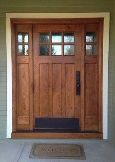 Exterior doors craftsman style fir textured fiberglass door with craftsman style doorscraftsman interior doorsinterior door stylescraftsman decorcraftsman exteriorcraftsman homescraftsman bungalowscraftsman home planetlyrics Images