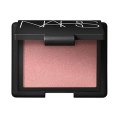 """""""Orgasm"""" by NARS  First blush I ever used.. back when the name made me giggle.. and still the best. Universally flattering peachy pink with a hint of goldish shimmer."""