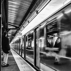 ~ in the subway at Court Square ~ | Flickr - Photo Sharing!