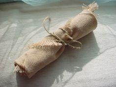 Feast Gear Utensil Bundle w Cloth Napkin 3 Tined Fork Renaissance Castle J1632