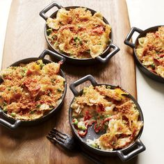 Canned tuna adding an Iberian twist to the classic American tuna casserole, making it more elegant but keeping it as simple and quick as the original. http://www.deliportugal.com/en/catalog/tuna-62825