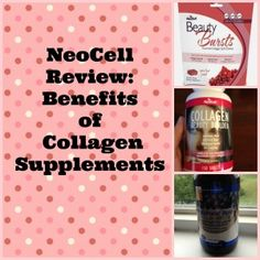 NeoCell Review: Benefits of Collagen Supplements