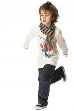 Deux par deux #long sleeves and #pants at Isabel et Noa in Uptown Park!
