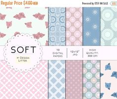 Wedding Pastel, Light Blue Roses, Pastel Background, Wedding Photo Albums, Custom Products, Digital Papers, Bookmarks, Wedding Decorations, Gift Wrapping