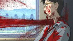 Anime/manga: Another, all deaths. I LOVED/LOVE THIS SHOW!