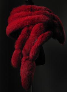 $2,080 - Ultimate Luxury Gift Or Bridal Christmas Holiday Accessories/Breathtaking Huge Hollywood Red Fox Fur Stole/Rhinestone/Vintage Wrap Shrug Boa #Luxury #Classic #Christmas #Holiday #Fashion мех норка лиса, 모피 밍크 여우, 毛皮 貂皮 狐狸, piel visón zorro fourrure vison renard pele marta raposa Pelz Nerz Fuchs Päls Mink räv pelliccia visone volpe pels futro norki хутро лисиця bont nerts vos ræv ثعلب ترف 毛皮 ミンク キツネ חַרפָּן שועל יוקרה kailis audinė lapė turkis फर लोमड़ी bulu rubah wulu फर kürk vizon