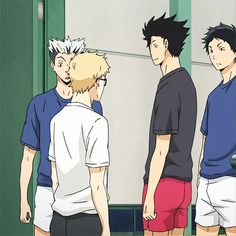 Without context they look like they're checking tsuki out