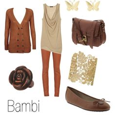 Bambi, created by ja-vy on Polyvore featuring the Stella & Dot - Chantilly Lace Cuff