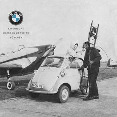Microcars — Isetta