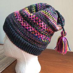 Ravelry: stip (hat) pattern by atelier alfa