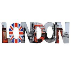 Déco mural London grand modèle