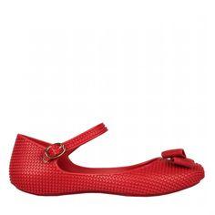 Mel Shoes   Blueberry Bow Sandal