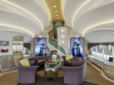 Turn Boeing 787 Into Luxury Private Jets | Weird Tech and Art - WeirdThingList.com
