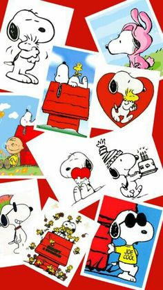The many faces of Snoopy Snoopy Love, Snoopy And Woodstock, Charlie Brown Peanuts, Charlie Brown And Snoopy, Peanuts Cartoon, Peanuts Snoopy, Snoopy Wallpaper, Iphone Wallpaper, Peanut Pictures
