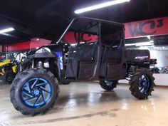 New 2016 Polaris RANGER Crew XP 900-6 EPS Black Pearl ATVs For Sale in Texas.