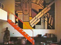 Gae Aulenti. 1970's,  Milan, Italy