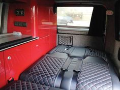 Converting a Nissan NV200 into a campervan - 9