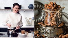 Spiselige julegaver: Ida Gran-Jansens brownie-miks og salte mandler Brownies, Salt, Sweets, Dining, Cake Brownies, Food, Goodies, Postres, Candy