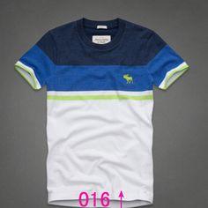 New A&F Men K7 Short Sleeve T-shirt Summ (end 10/13/2017 3:08:00 AM)