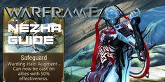 Warframe's New Support Meta - Safeguard Nezha Guide - http://techraptor.net/content/warframes-new-support-meta-safeguard-nezha-guide | Gaming, Gaming Tips & Tricks