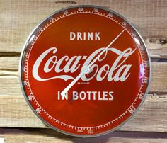 Coca Cola Thermometer - Genuine Americana - CCT789