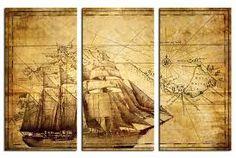 Znalezione obrazy dla zapytania mapa świata na ścianę cena