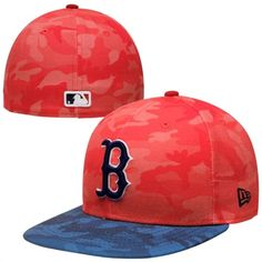 New Era Boston Red Sox 59FIFTY Camo-2-Camo Fitted Hat #redsox #mlb #baseball