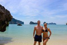 Rai Island Krabi Best Islands Thailand Beaches Paradise www.tenesommer.com