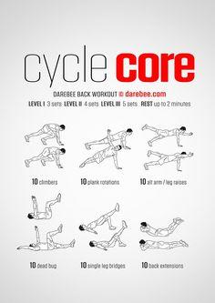 Cycle Core Workout