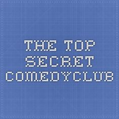 The Top Secret Comedyclub