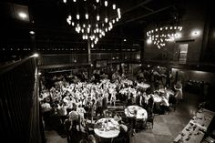 wedding venue in denver: Mile High Station - love the urban loft feel