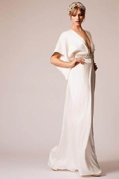 392a0a1fe68b 60+ Stunning Wedding Gowns With Sleeves That Will Make You Say