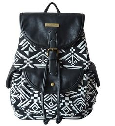 Tribal Back To School Backpacks For Teens