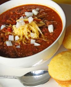 A Little Bit of This, That, and Everything: Simple Chili Recipe