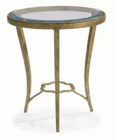 Bernhardt | Winslow Round Chairside Table (500-121)
