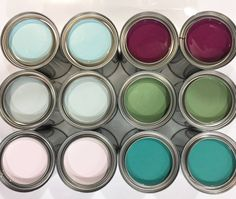 Decorative Chalk Finish Paint for Projects Big or Small by ChalkItUpInteriors Chalk It Up, Non Toxic Paint, Chalk Paint, Color Combos, Painted Furniture, Etsy Seller, It Is Finished, Unique Jewelry, Creative