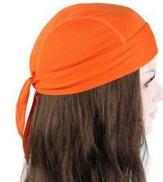 S Cloth Orange Welding Hat Welders Cap Pipe Fitter Cap - Orange - Biker Cap Hard Hat Liner