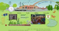 Thrumpton Primary School, by PrimarySite.net