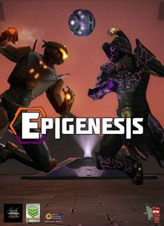 About the Game Epigenesis is an online multiplayer sports/FPS game in which two sides are locked in a never-ending fight for world domination by playing ball.  In this non-lethal ballgame of the future, players leap across platforms suspended high up in the air trying to get a ball located in the middle of the arena�. Steam Pc Games, Fps Games, World Domination, Game Sales, Latest Games, Game Concept, Nerdy, Movie Posters, Platforms