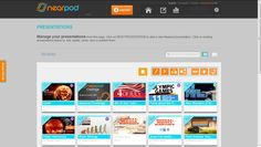 How to Create a Nearpod Presentation #NPPs - another great tool to add to the iClassroom