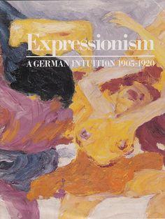 Vintage Booklet. Expressionism: A German Intuition 1905–1920. Nolde, Kokoschka, Groz, Heckel, Kirchner, Kandinsky, Marc, Jawlensky (21612) by ArtPaperEtc on Etsy