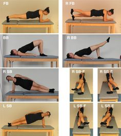 Exercise for legs and glutes