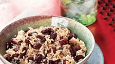 """Many island dwellers refer to kidney beans as """"peas,"""" so don't let the title fool you."""