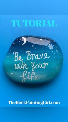 Rock Painting Patterns, Rock Painting Designs, Crafts For Kids, Arts And Crafts, Propagating Succulents, Quotes Positive, Good Morning Quotes, Art Tips, Pebble Art