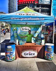 "TIGRIS EVENTS™ on Instagram: ""@desifestmusic is Canada's only national South Asian music festival; our Grace team was onsite sampling refreshing coconut water! 💦🌴"""