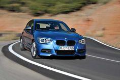 Une nouvelle BMW Série 1 décoiffante - Essai auto BMW