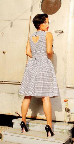 cute pin up dress
