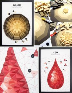Cutting, scoring, folding and gluing, these 14  masters of paper art transform their delicate medium into collages, sculptures, illustrations and installations.